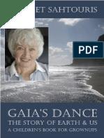 Elisabeth Sahtouris - Gaia's Dance PDF From Epub