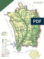 Harta Judetul Vaslui