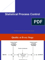 chapter 4 statistical process control