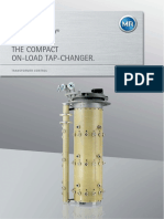 On load tap changer