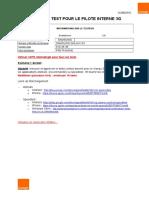 Pilote 3G_cahier de Test Interne OGB Fanta