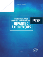 Protocolo Clínico Hepatite C - MS