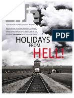 Dark Tourism - Holidays from Hell