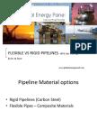 Flexible vs Rigid Pipelines