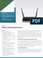 DWR 116 Datasheet DEU
