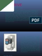 Drive & Proxometry Sensor Ppt