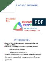 Ad Hoc Network 2