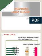 DEHIDRASI-REHIDRASI