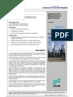 MeasurIT Flexim ADM8027 Project Degussa 0809