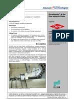 MeasurIT Flexim ADM8027 Project DOW 0809