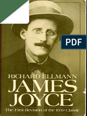 Ellmann_Richard_James_Joyce pdf | James Joyce | Ulysses (Novel)