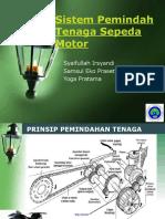 Transmisi Sepeda Motor