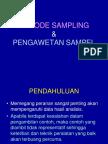 METODE SAMPLING