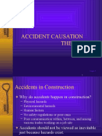 Accident Causation Theories