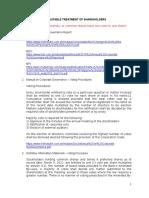 Corp Gov Equitable Treatment of Shareholders