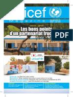 UNICEF Cameroun Magazine, juin 2015