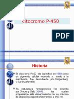 Citocromo p 450 2015 II