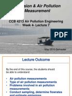Week 4-Emission Air Pollution (L7)