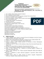 Tematica Gis Si Teledetectie - Agronomiada 2016