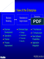 Visible Enterprise Workbench