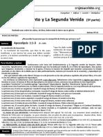 HCV El Arrebatamiento y La Segunda Venida (3a Parte) 15 May 16