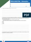 Ensino Fundamental Provas Bimestrais 2011 6o Ano Prova Bimestral 2 Caderno 2 Matematica