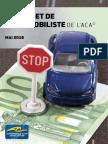 L'étude de l'Automobile Club Association (ACA)