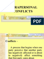 interpersonal conflicts 5