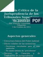 Anc3a1lisis Critico de La Jurisprudencia de Los Tribunales2