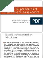Terapia Ocupacional en El Tratamiento de Las Adicciones (1)