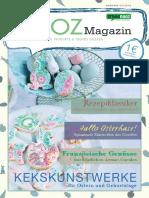 brandnooz NOOZ Magazin 03/2016
