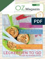 brandnooz NOOZ Magazin 04/2016