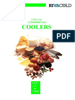 Cux Commercial Evaporator Catalogue 2010