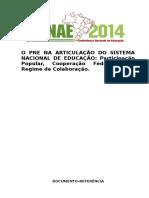 CONAE 2014 Doc Referencia