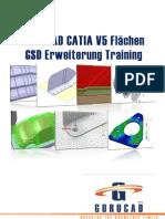 GURUCAD CATIA V5 Flächen GSD_Erweiterung_Training_DE