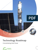 Concentrating Solar Power - Technology Roadmap