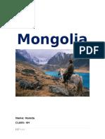 monogolia