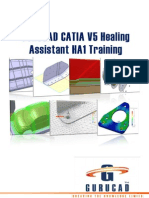 GURUCAD CATIA V5 Healing Assistant HA1 Training De