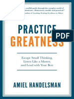 Amiel Handelsman - Practice Greatness.epub