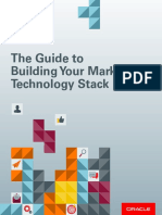 Guide to Building Your Marketing Technology Stack