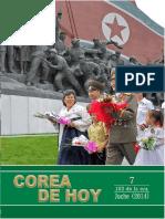 Corea de Hoy 2014- 07