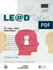 Cartazdigital LEaDTalks Maio2016