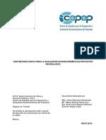 Guia Metodologica Para Proyectos Inconclusos 2012