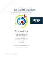 Joburg Child Welfare Manual