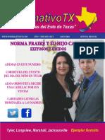 Informativo TX Mayo 2016
