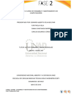 Informe Fase 2