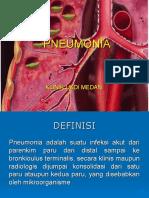 K - 34 Pneumonia (Ilmu Penyakit Paru)