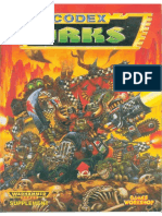 Warhammer 40,000 - 2E - Codex - Orks - 1994