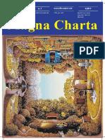 Magna Charta Maggio 2016