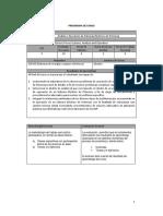 PROGRAMA de CURSO an Lisis y Operaci n de Sistemas El Ctricos de Potencia